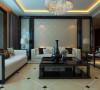 奥龙观邸别墅中式风情的现代演绎