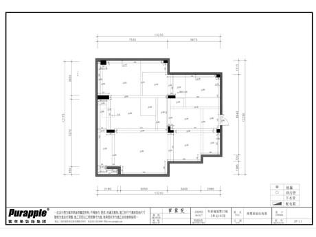 阁楼原始结构图