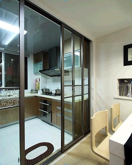 第壹家园装饰设计厨房效果图