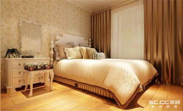 次卧室设计