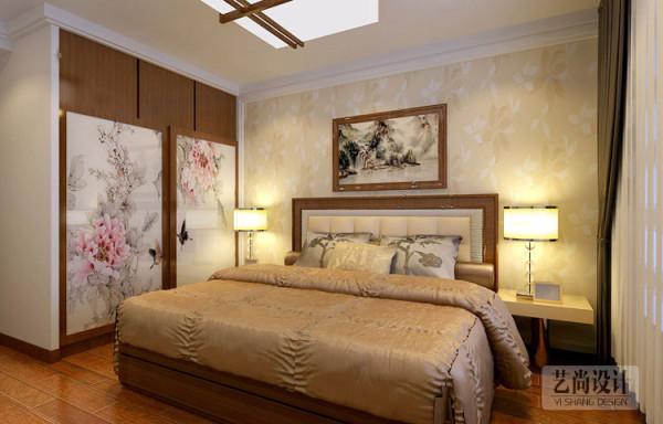 卧室的衣柜,是必不可少的项目,储物空间。卧室简单装饰就OK了,舒服就行了。