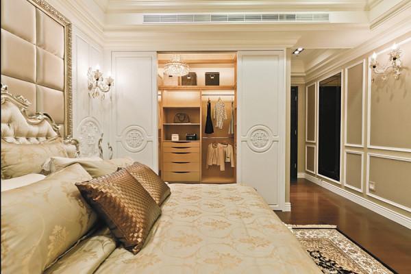 卧室及衣柜