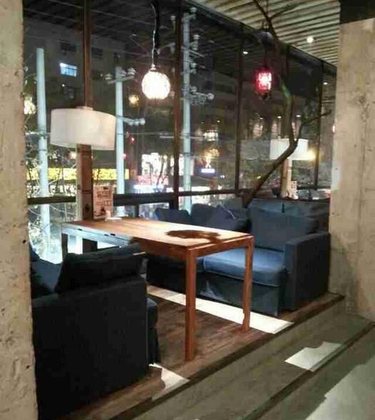 西餐厅雅座设计
