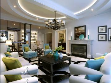 三利宅院-美式风格