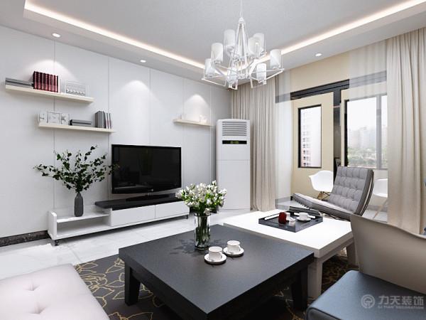 这是金地意境三室两厅一厨一卫120㎡的一套户型。这套户型是三室两厅一厨一卫,做的是简约风格。