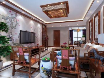 山语城新中式风格