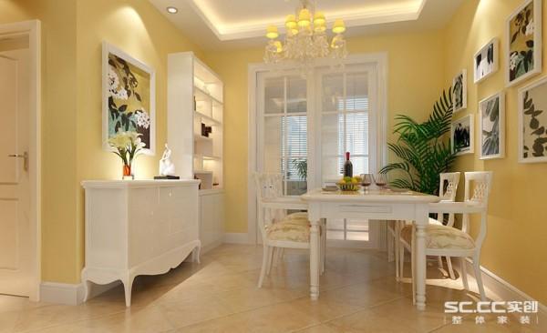 餐厅设计: 绿植,配画,装饰品的搭配,是否闻到田园的芬芳与自然