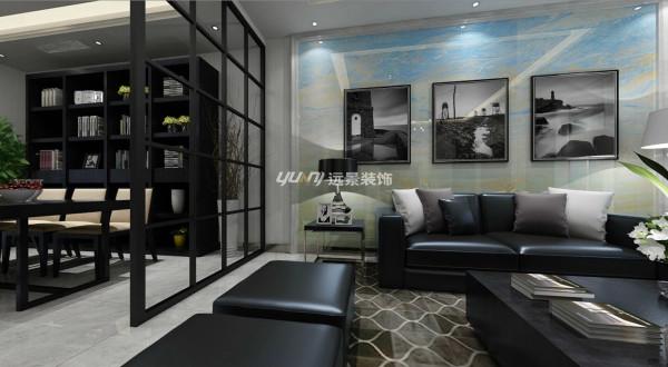 台式别墅客厅图片