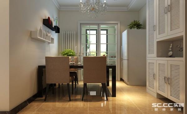 简单的天花造型,现场打制一组实用美观的门厅柜。