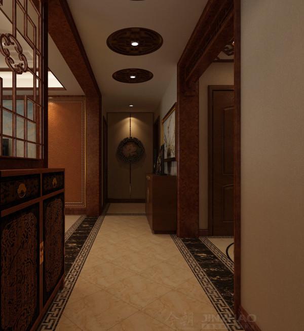 走廊装修效果图