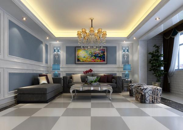 沙发墙设计效果