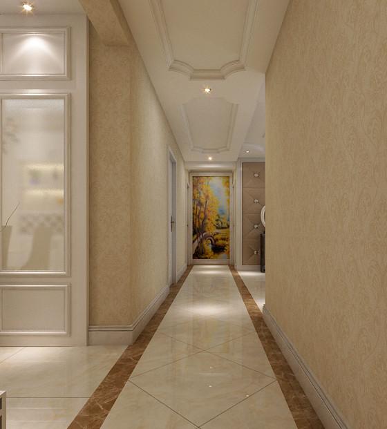 走廊整体设计效果
