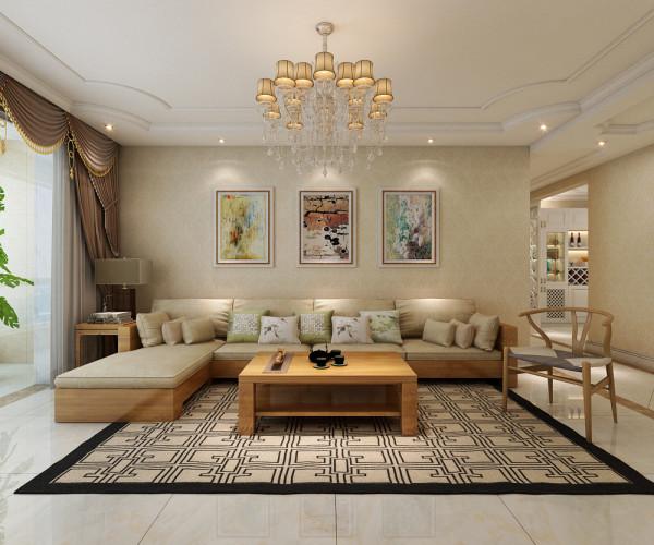 客厅沙发墙设计效果