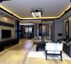 丽都华庭117平3居室中式中国风