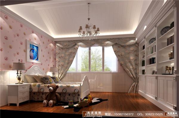 佳乐国际儿童房细节效果图--成都高度国际装饰设计