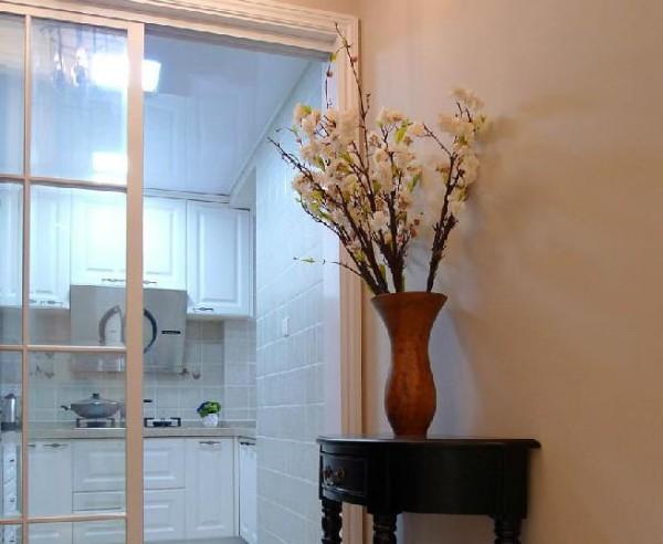 厨房门口装饰细节