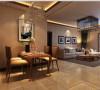 升龙城-现代中式-136平三居室