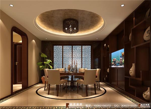 麓山国际餐厅细节效果图--成都高度国际装饰设计