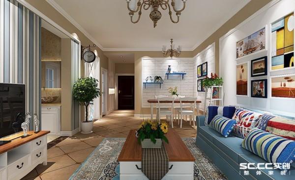 本案地中海风格家具以其极具亲和力田园风情及柔和色调和组合搭配上的大气很快被地中海以外的大区域人群所接受。