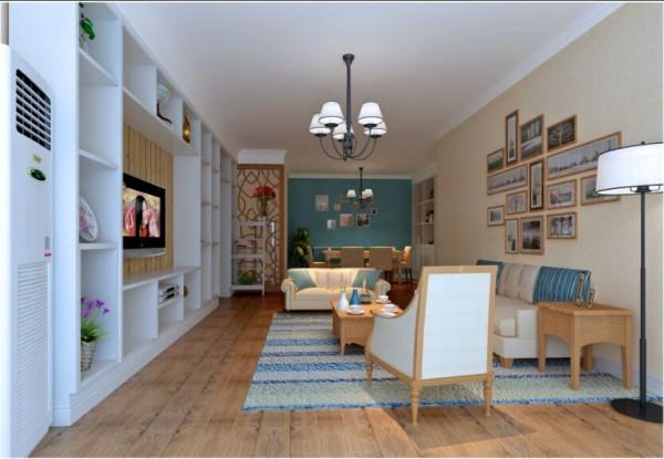 电视背景墙 沙发背景墙 沙发 灯具 客厅图片来自成都业之峰装修小管家图片
