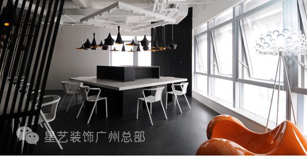 会议室  设计师举重若轻,使厚重的中国传统文化在空间中自然流淌,直线有序的相互衔接以表现水墨的效果