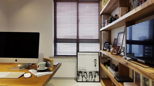 书房置物架