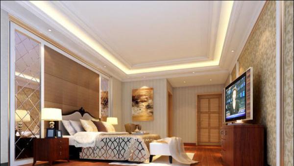 华丽的装潢不只为神采奕奕的家居而存在,也为舒适的氛围。