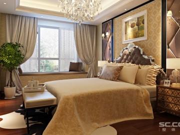 银领国际奢华典雅欧式风格