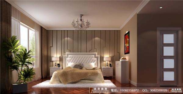 仁和春天卧室细节效果图----成都高度国际装饰设计