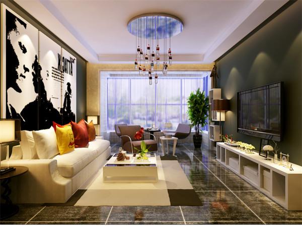 三居 效果图 装修 客厅 客厅图片来自石家庄装饰家美1在【案例欣赏】