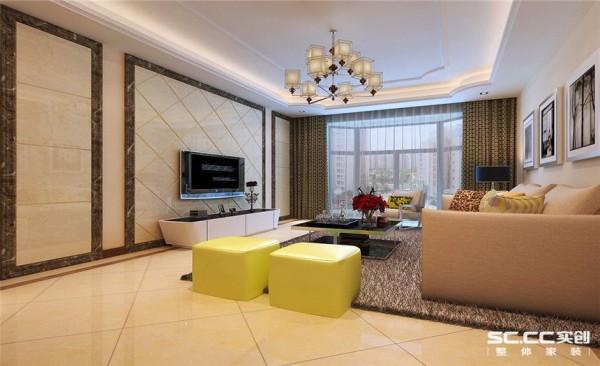 客厅设计: 客厅是主人品味的象征,体现了主人品格,地位,也是交友娱乐的场合,视听空间是客厅视觉注目的焦点,现代住宅愈来愈重视视听区域的设计