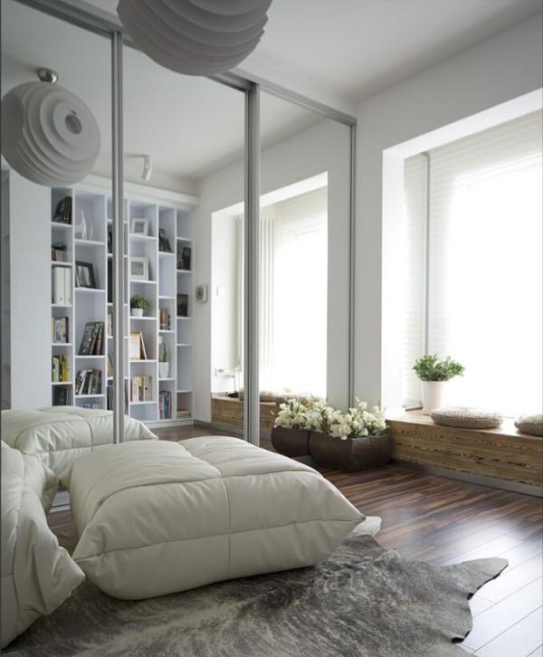 成都装修设计公司卧室装饰
