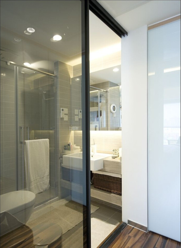成都装修设计公司卫生间装饰