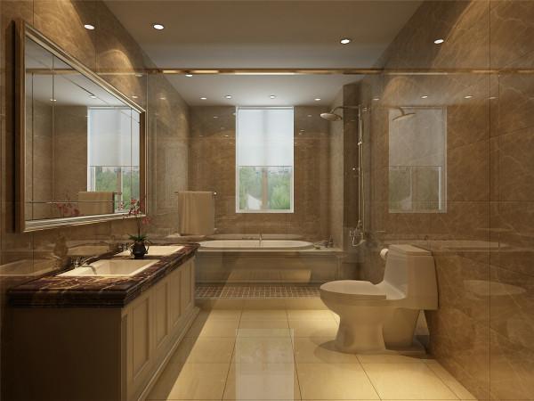 华侨城284平别墅户型装修新中式风格设计方案展示,上海聚通装潢最新设计案例,欢迎品鉴!