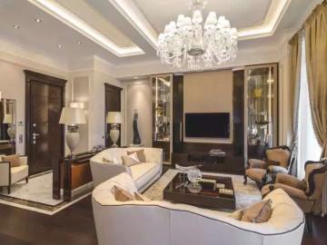 新古典风格高贵典雅大气之家