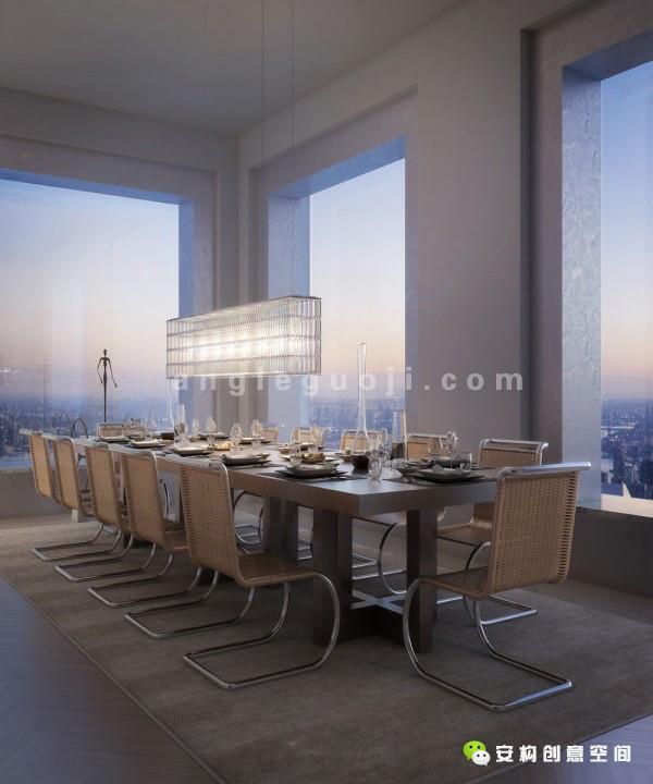 这座修长的大楼共设96层,将以混凝土、钢铁及玻璃作为建筑物料。