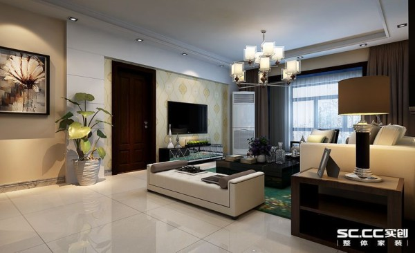 突出家具和生活在此空间的人,才是设计的目的。