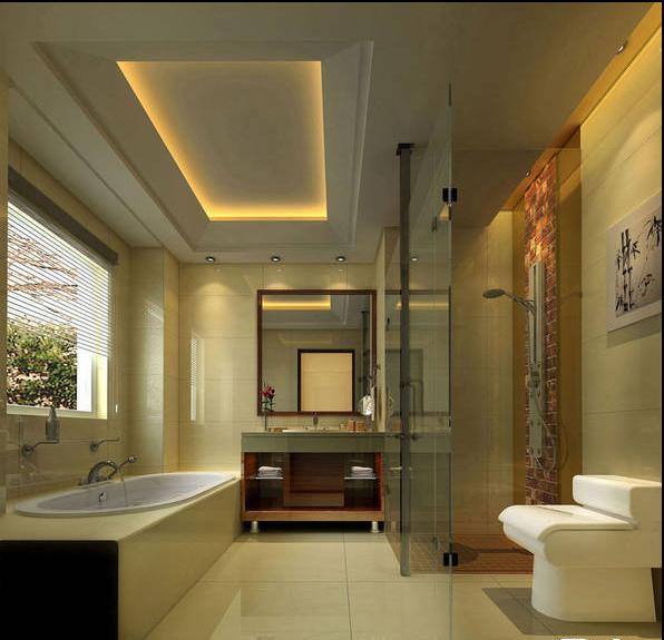 卫生间的良好设计能为家居带来意想不到的神采。