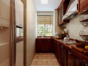 二居 新古典 白领 收纳 80后 小资 厨房图片来自阳光力天装饰在力天装饰-永基花园67㎡的分享