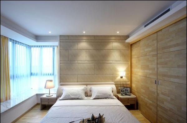 设计上既注重了空间与空间之间的视觉穿透又保证了光线到达每一个角落。