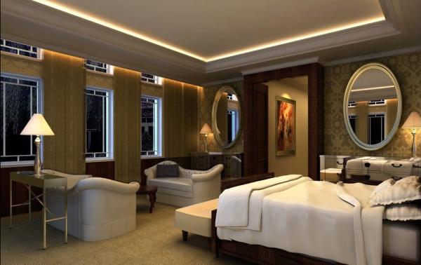 欧式客厅装修风格是彰显的奢华、高贵大气但是其中很多的因素在于一种自然大气之中。