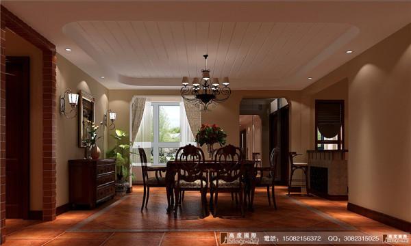 南湖国际装修餐厅细节效果图----高度国际装饰