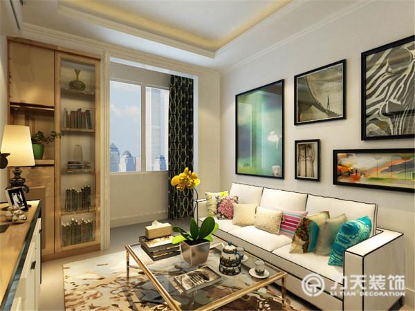 本户型是玺岳10.11号楼标准层D户型,98.77㎡。考虑到空间中规中矩,所以采用了现代简约的发风格,围绕着现代简约为主题,再加上一些简单的装饰相互结合。