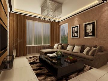 新华国际公寓60平现代风格