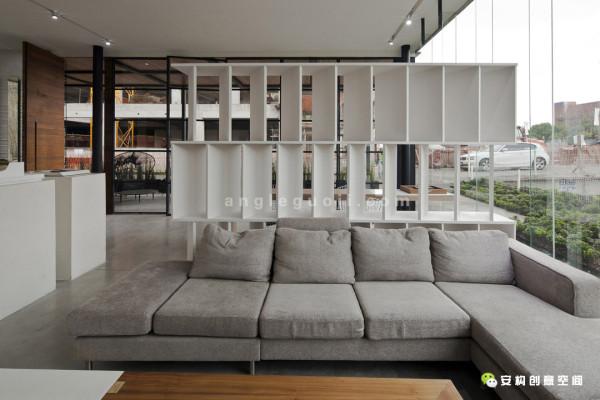 设计单位:Taller David Dana Arquitectura