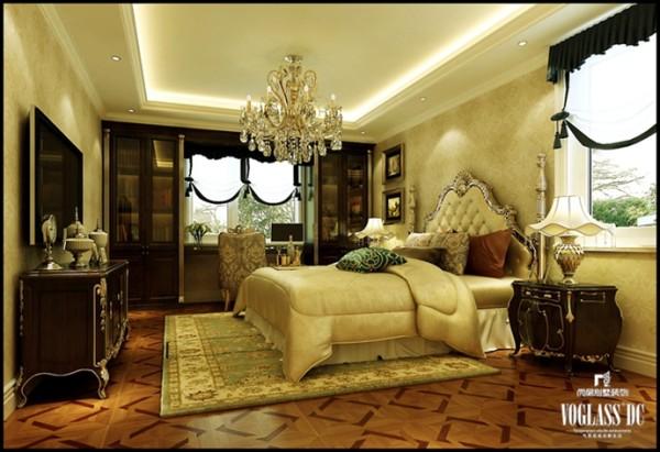 依据客户家里人员结构,卧室需要尽可能的多,因而做了四个卧室,已达到客户的基本需求。整体设计符合客户的个性化需求。