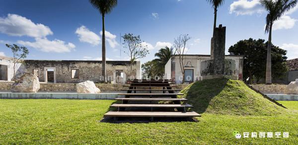 建筑师使得墨西哥东南部的Niop庄园的成为一个由内之外都与众不同的地方