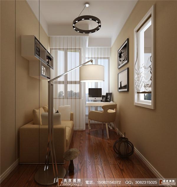 中环岛装修门厅细节效果图----高度国际装饰
