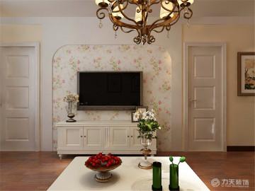 高雅公寓-101㎡-田园风格