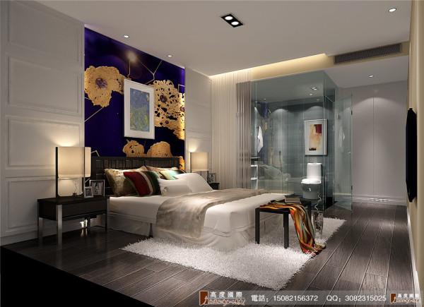 英郡装修卧室细节效果图---成都高度国际装饰